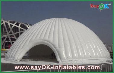 中国 広告展覧会の膨脹可能な避難所の大きい商業膨脹可能な芝生のテント サプライヤー