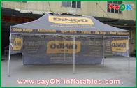 中国 3X6mの報酬のアルミニウム広告の折るテント、六角形の玄関ひさし/望楼 工場