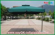 中国 190Tポリエステル昇進の屋外の庭のビーチ パラソルの全販売 工場