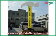 中国 広告のためのカスタマイズされた膨脹可能な空気ダンサー/膨脹可能な斧 工場