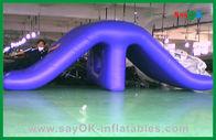 中国 子供の水公園膨脹可能な水おもちゃ、ポリ塩化ビニールのおかしいプールのスライド 工場