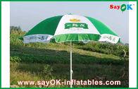 中国 裏庭アルミニウム オフセットの傘の大きい商業屋外パラソル 工場