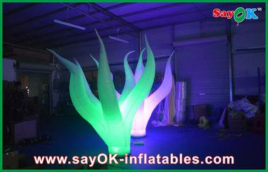 床で魅力的な導かれた耐久の膨脹可能な照明装飾 3m