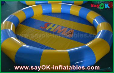 カスタマイズされた空気堅く膨脹可能な水は子供の遊ぶことのためのポリ塩化ビニールのプールをもてあそびます